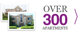 Over 250 apartments
